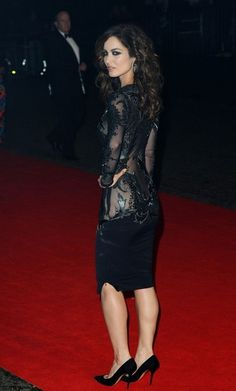 Berenice Marlohe Photo - Celebs at the 'Skyfall' Afterparty 5