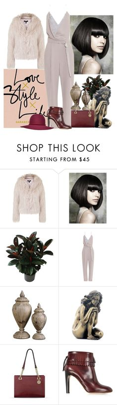 """Untitled #2781"" by ann-kelley14 on Polyvore featuring Topshop, Richard Nicoll, Uttermost, Anne Klein, Marc Jacobs and Lanvin"