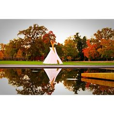 Perfect fall weather for a walk around the @nelson_atkins museum. #KansasCity