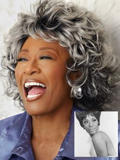 Marlena Shaw 70 - originally from New Rochelle, New York, her singing career began in the '60s and she's still singing today. So pretty!!