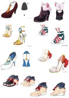 Source by smilemoon anime Manga Clothes, Drawing Clothes, Pelo Lolita, Mode Kawaii, Anime Dress, Fashion Design Sketches, Animes Wallpapers, Anime Outfits, Character Outfits