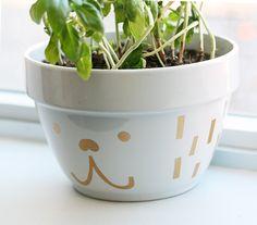 diy animal planter