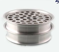 "2 Communion Tray -12.2"" - Holds 40 -Stainless Steel Matte... https://www.amazon.com/dp/B01F72LZCW/ref=cm_sw_r_pi_dp_Qe.yxbKNEQE3W"