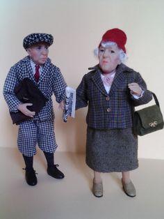 Ms Marple und Mr Stringer