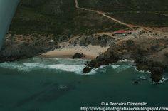 A Terceira Dimensão - Fotografia Aérea: Praia do Abano