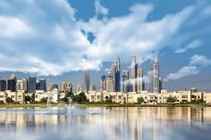 Dubai residential prices to return to peak levels in 2018, says ValuStrat: ValuStrat expects rents to go down further…… www.tripskings.com