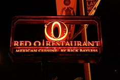 The Red O - Rick Bayless knocks Mexican food out of the park.  Finally, a Mexican restaurant where you can get dressed up and have the best margies and guac in town. - W. Hollywood