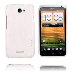 Raptor (Vit) HTC One X-Skal