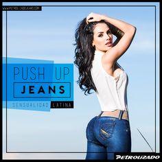 Para la sensualidad y comodidad, tenemos gran variedad de Jeans Lavantacola . ¡Conócelos!  y sé el centro de todas las miradas. #jeanscolombianos #jeanslevantacola #pushup #modafemenina #jeans