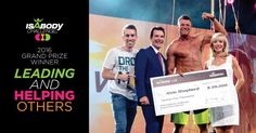 Meet our NEW 2016 IsaBody Grand Prize Winner Alvie S. and see why he believes helping others through Isagenix is his true calling.