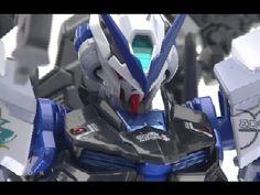 Metal Build - Gundam Astray Blue Frame - Full Weapons ガンダムアストレイ ブルーフレーム ...