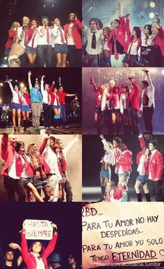 #RBD hasta siempre on We Heart It