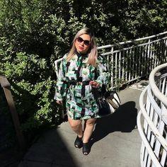 Look do dia #lookdodia #ootd #naturezafavorecendo #blogueira #verde #natureza #diadesol #blogueirademodaebeleza #look #lookbook #blondehair #instagram #instagrammers #instagood #instacool #picoftheday #pic #moda #modafeminina #fashion #fashiongirl #fashiongram #fashionista #amofotografia