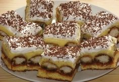 Hungarian Desserts, Hungarian Cake, Hungarian Recipes, Hungarian Food, Cake Cookies, Cupcakes, Nutella, Cookie Recipes, French Toast