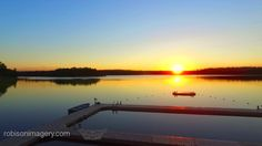 Camp #Yawgoog Aerial Sunset August 2015.  Drone footage posted by Christian Holdsworth Robison of Robison Imagery to Vimeo on August 10, 2015.