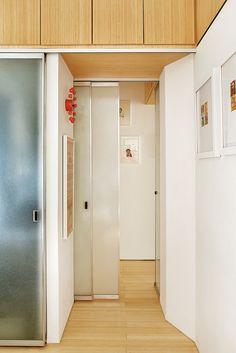 Dwell - Bright Renovation of a Tiny Manhattan Apartment