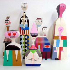 Wooden Doll No.21