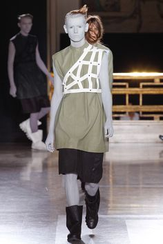 Rick Owens | Spring 2015 Menswear Collection | Style.com