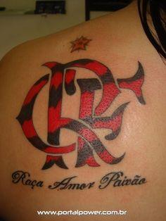 Tatuagens do Flamengo   100 Fotos de lindas Tattoos do Flamengo