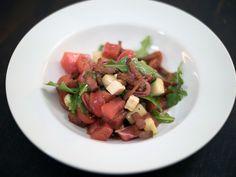 Chef Nick Stellino: Watermelon Salad with Tomato a