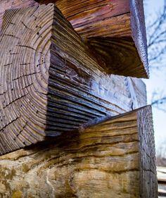EverLasting Concrete Logs