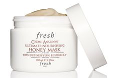 Fresh Honey Mask. A Must-Have.
