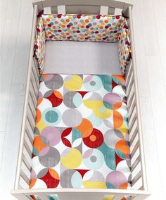 Patternology - Circles Quilt - Quilts & Coverlets - Mamas & Papas