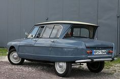 1965 Citroen Ami 6 Berline