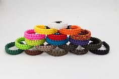 Paracord bracelets for $5 free worldwide shipping