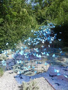 Sans connivence: Festival des jardins de Chaumont sur Loire. Jardin...