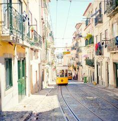 Lisboa | Stuck In A Moment