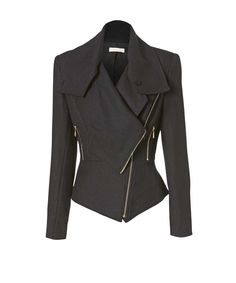 Sexy and smart tailored jacket from sass & bide. Can you tell I love jackets? Jackets For Women, Clothes For Women, Tailored Jacket, Get Dressed, New Outfits, Passion For Fashion, Designer Dresses, Style Me, Fashion Dresses
