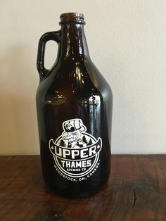 Nothing says Christmas like…beer. Grab a growler full of Upper Thames Brewing Company's most prized ale and stay merry this holiday season.