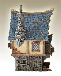 Medieval Tudor Cottage   Timber Trails: Turnkey tiny house, cabin kits, and custom cottage designs built of super-efficient, affordable, and easy-to-finish structural insulated panels (SIPs). Go to >> TimberTrails.TV