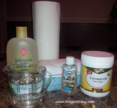 Tuesday's Tip: Make Your Own Facial Cleansing Wipes!- What Rose Knows