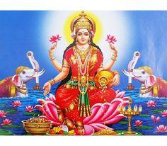 Shri Kanakdhara Stotram in Sanskrit with meaning