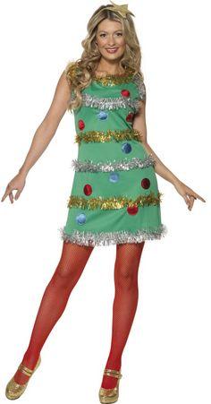 Saucy Christmas Tree Costume - Christmas Costumes at Escapade™ UK - Escapade Fancy Dress on Twitter: @Escapade_UK