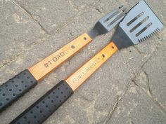 Personalized Grill Spatula  $14.95 engraved gifts grilling bbq