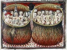 Livre de la Vigne nostre Seigneur, France ca. 1450-1470 (Bodleian Library, MS. Douce 134, fol. 85r)