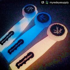 #Repost @myredeyesupply with @repostapp  We are the only store in the USA to have these exclusive NEW Piece Maker Gear colors!! Kotton Kandy Kloudy Blue and Miss Pinky all 3 of these glow in the dark!  http://ift.tt/1PJsPvs Blaze YOUR own trail & tag us in you pics and we will repost #piecemakergear.com #piecemaker #BlazeYourOwnTrail #byot #siliconewaterpipe #cannabiscup #hightimes #agendashow #420 #supportingyourlifestyle  #budtender #surfing #outdoorgear #dopecup #siliconebongs…