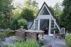 Home - The Bungalow Digital Magazine, Bungalow, This Is Us, Shed, Outdoor Structures, Inspiration, Home, Decor, Gold Plated Jewellery