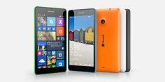 Nokia rebranded by Microsoft - Lumia 535