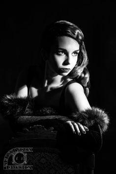 Model: Milena Corleone https://www.facebook.com/milena.corleone.studio Make Up: Ela Mirosław Photographer: Dominik Mirosław  #model #photography #bwphotography #bw #photoshoot #look #deep #eyes #roxanne #moulinrouge #cabaret #buduoir #oldie #vintage #elegance #elegant #style #fashion #retro #actress #milenacorleone #hairstyle