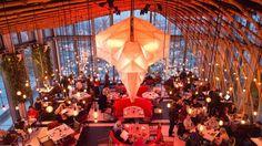 Le restaurant Sushi Samba est juché à 200 mètres de haut, au sommet de la Heron Tower. Une vue magique sur la capitale.