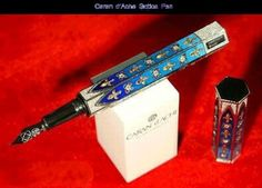 Another expensive pen