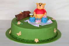 Winnie Puuh feiert Geburtstag