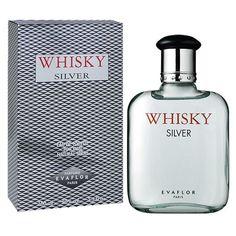 Evaflor Whisky Silver for Men, 100ml Evaflor…