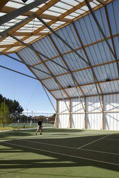 Cannes Tennis Club – Comte & Vollenweider Architectes
