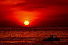 """""""SUNSET."""" by Gunara Situmorang on 500px"""