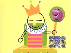 PBS Kids Jack-in-the-Box: Barney & Friends (2004 WFWA-DT) - YouTube